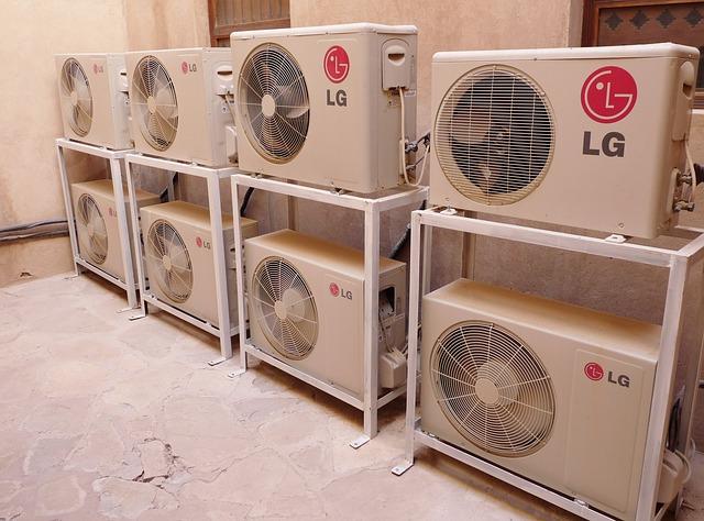 Sprężarki do klimatyzacji, czyli imponująca myśl techniczna