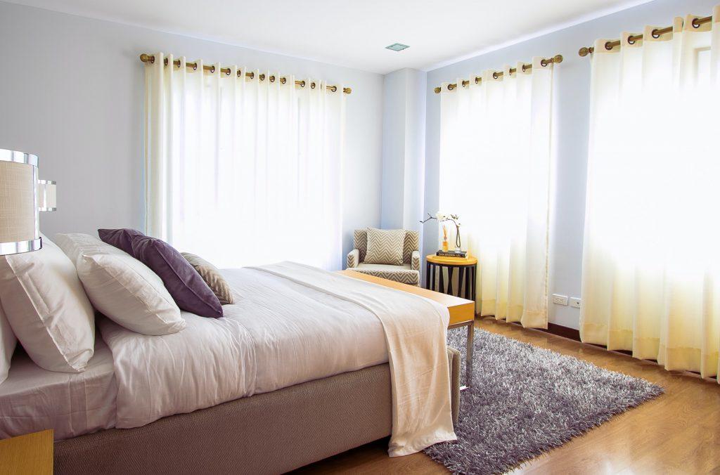 obniżenie temperatury w pokoju