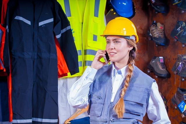Sklep BHP – dla pracy w bezpiecznych warunkach